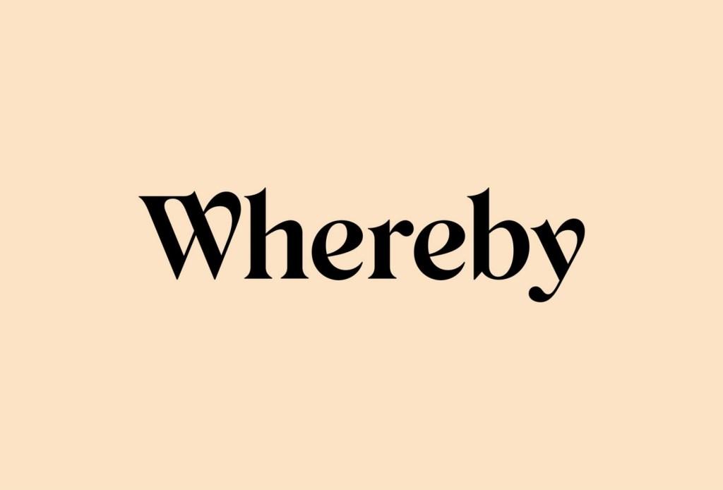 Whereby - Best Skype for Business Alternatives