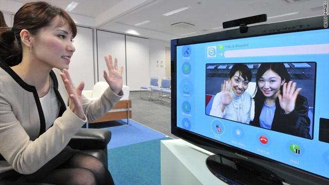 Chromecast Skype Calls