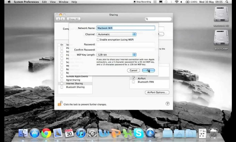 How to Find WiFi Password on Mac
