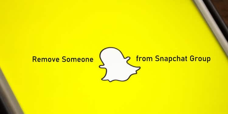 How to Remove Someone from Snapchat Group