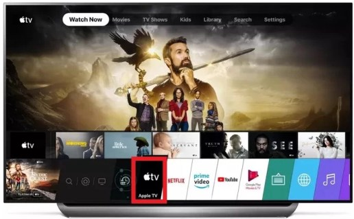 How to Watch Apple TV on LG TV-4
