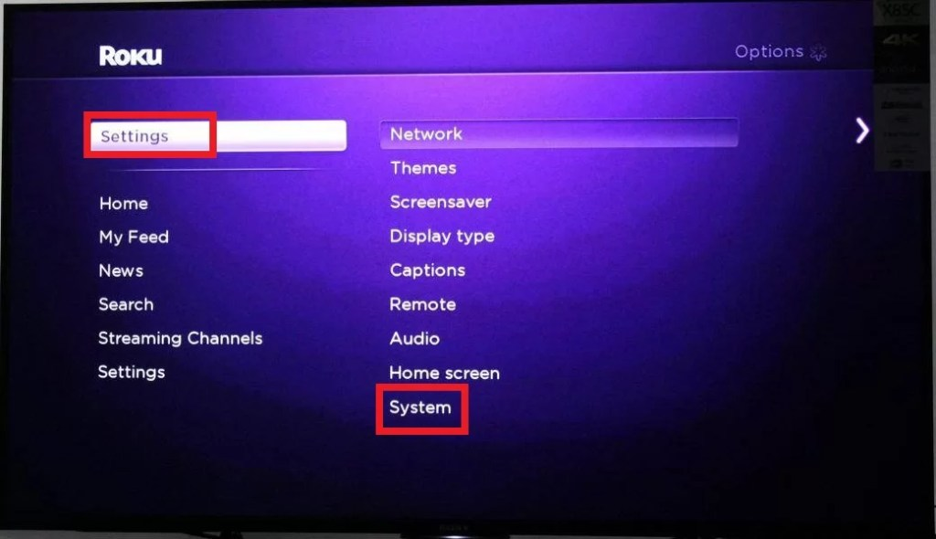 How to add Facebook on Roku TV-4