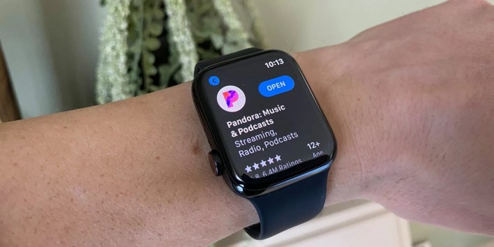 Install Pandora on Apple Watch
