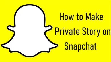 Photo of How to Make a Private Story on Snapchat