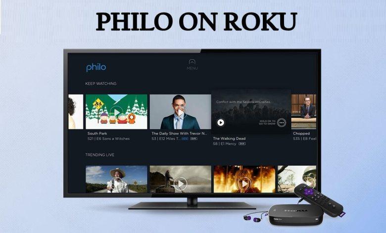 Philo On Roku