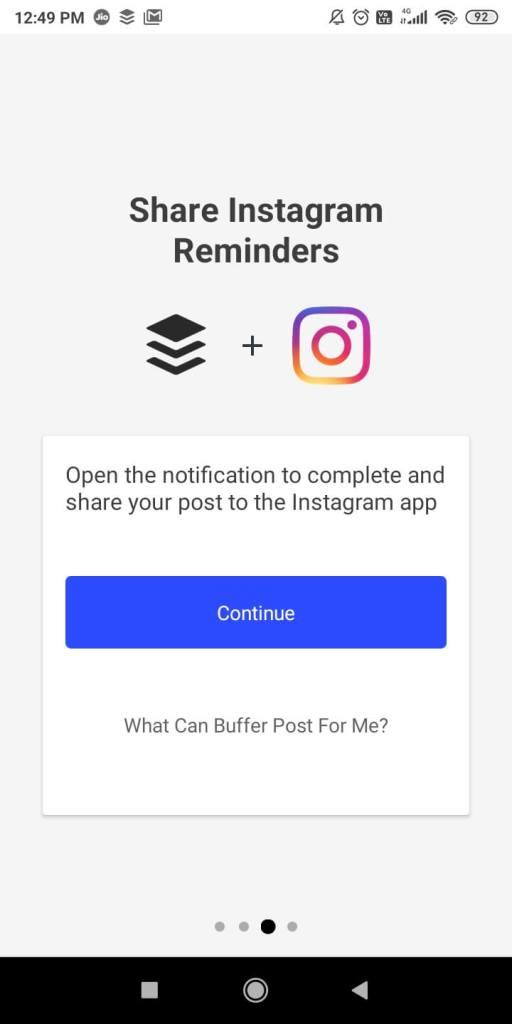 Schedule Instagram Posts