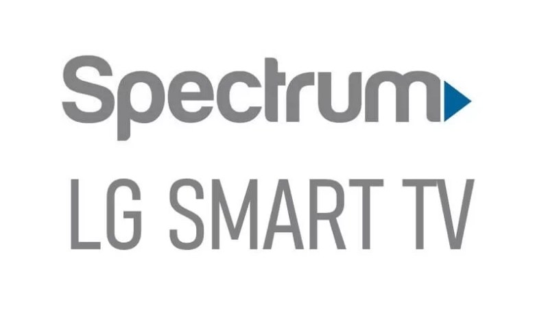Spectrum App on LG TV