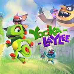 Yoka-Laylee - Best Xbox One Games for Kids