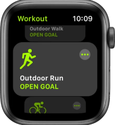 Adjust Exercise Goal on Apple Watch