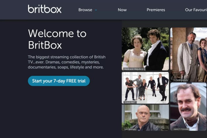 Subscribe for BritBox