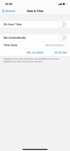 How to Change Time on Apple Watch