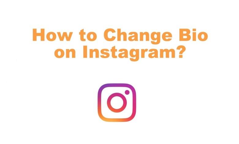 How to Change Bio on Instagram