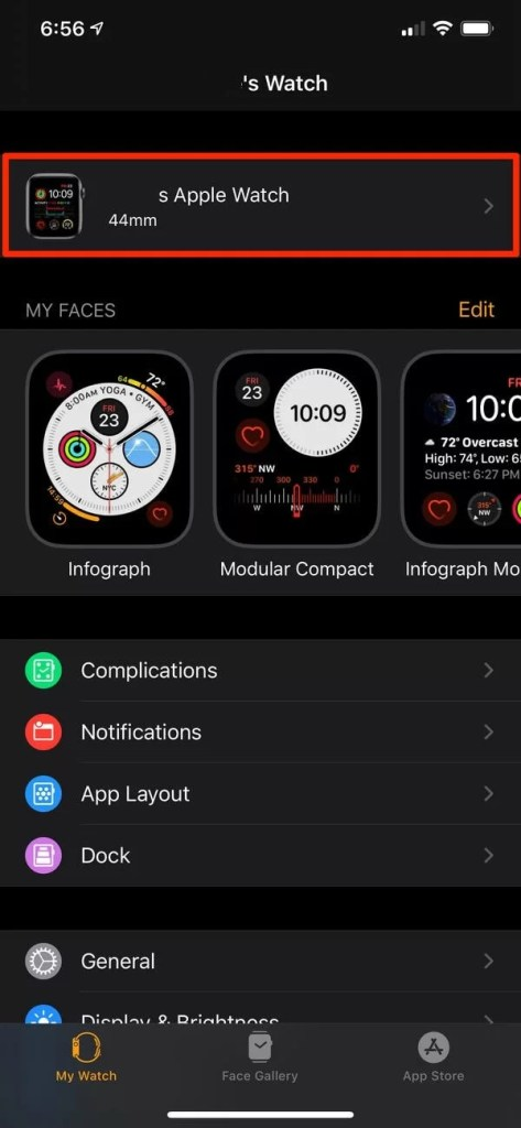 Remove Apple ID from Apple Watch