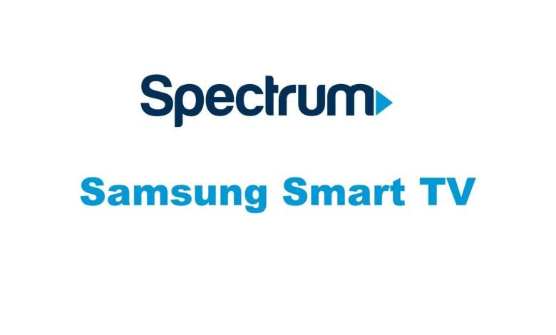 How to Install Spectrum App on Samsung TV