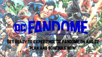 Photo of DC FanDome 2020 Schedule and Panels: How to Sign Up and Watch
