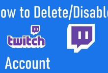 Photo of How to Delete or Disable Twitch Account