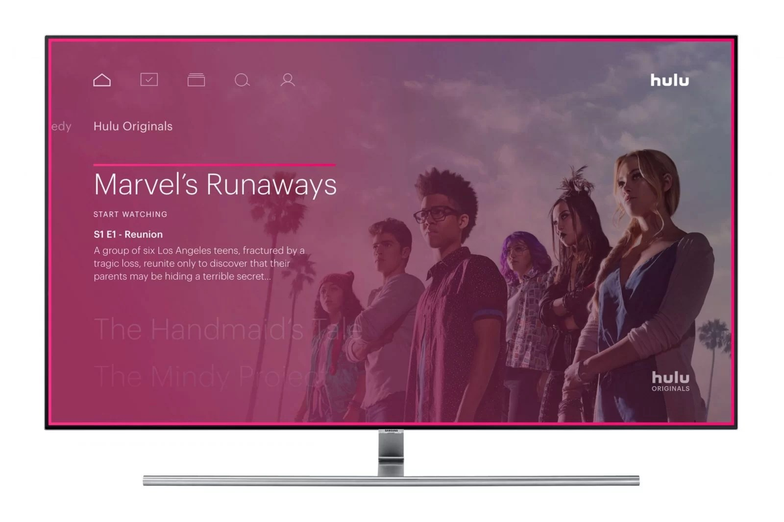 How to Download and Watch Hulu on Samsung Smart TV - TechOwns
