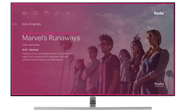 Hulu on Samsung TV