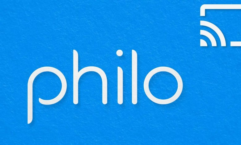 Philo Chromecast