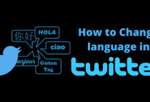 Photo of How to Change Twitter Language Within Two Minutes