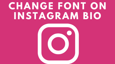 how to change font on instagram bio
