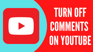 How to Disable Comments on YouTube