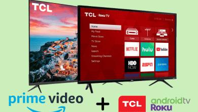 Amazon Prime on TCL TV