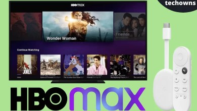 HBO Max on Google TV