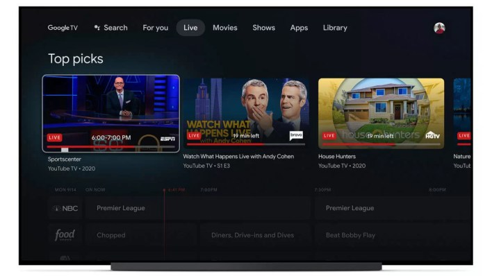 How to Watch YouTube TV on Chromecast with Google TV