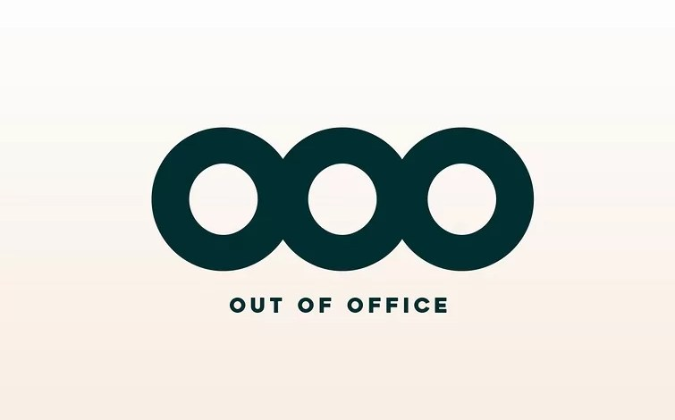 Out of Office mail on Outlook