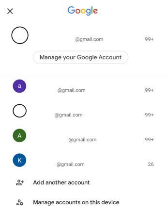How to Change Default Email on Gmail?