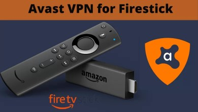 Avast VPN for Firestick