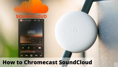 Chromecast SoundCloud