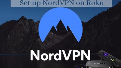 NordVPN on Roku