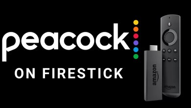 Peacock TV on Firestick