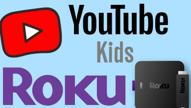 YouTube Kids on Roku