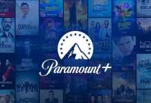 Paramount Plus on Android TV