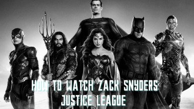 How to Watch Zack Snyder's Justice League