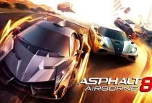 Asphalt8 - Tech panorma