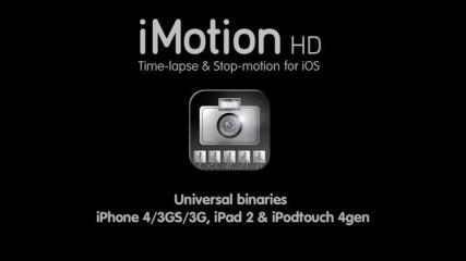 iMotion HD - Tech Panorma