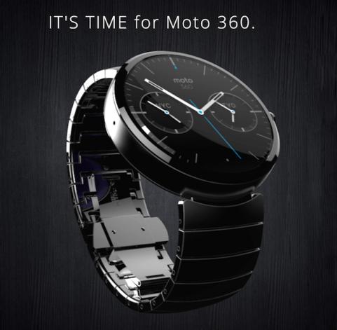 Motorola Moto 360 Smartwatch - TechPanorma.com