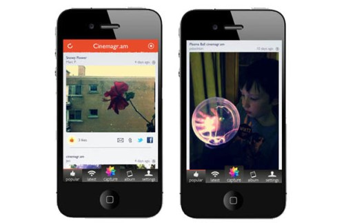 cinemagram app for gif animation-techpanorma