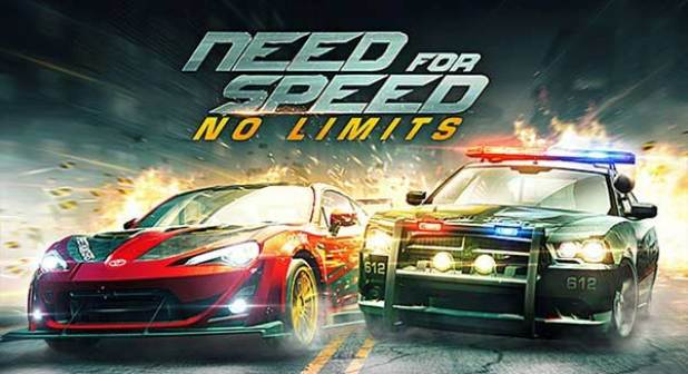 need-for-speed No Limits for Android -techpanorma