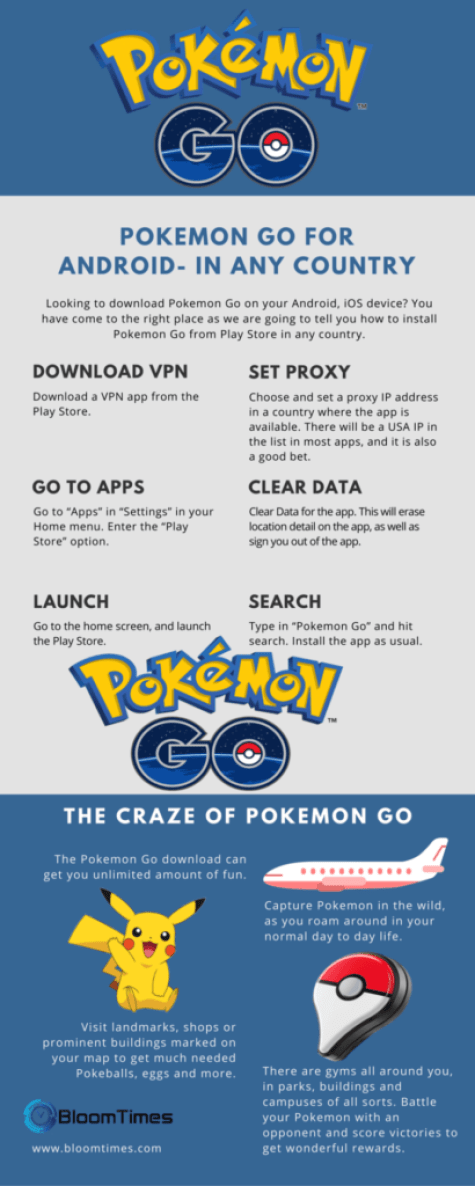 Pokemon go for iphone-techpanorma
