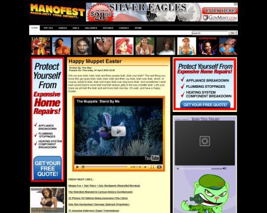 Manofest.com