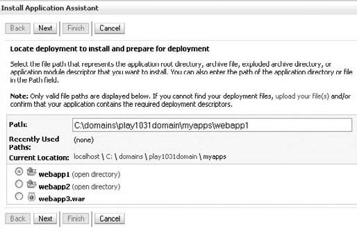 Deploying web application in Weblogic - TechPaste Com