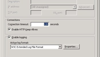 Steps To Enable IIS trace log in IIS 7 0 - TechPaste Com