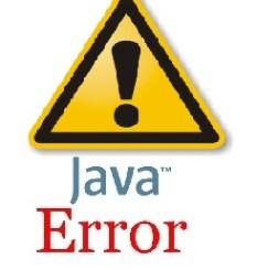 Java Errors