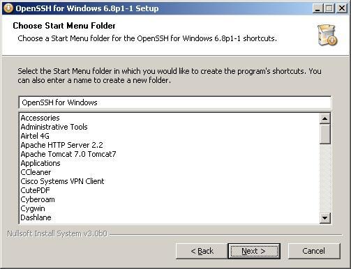 Windows ssh server setup and configuration - TechPaste Com
