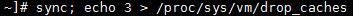 MongoDB drop cache